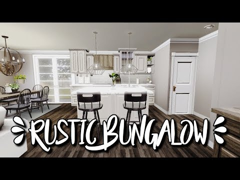 THE SIMS 3 HOUSE BUILDING | Rustic Bungalow