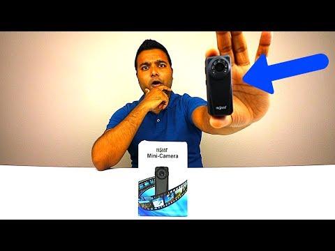 MINI SPY SECURITY CAMERA (Wireless Video To Phone...)