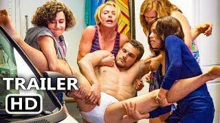RΟUGH NІGHT TV Spot Trailer (2017) Scarlett Johansson, Zoë Kravitz Comedy Movie HD