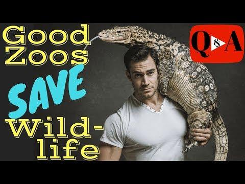 Good Zoos SAVE WILDLIFE!