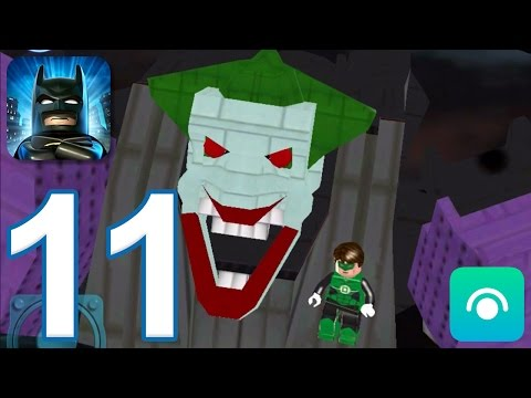 LEGO Batman: DC Super Heroes - Gameplay Walkthrough Part 11 (iOS, Android)