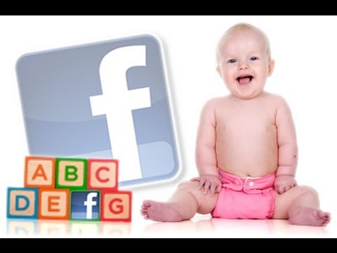 Add A New Child On Facebook