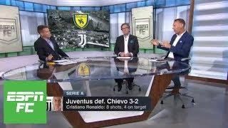 Serie A clubs' approach to shut down Cristiano Ronaldo & Juventus [Analysis] | ESPN FC