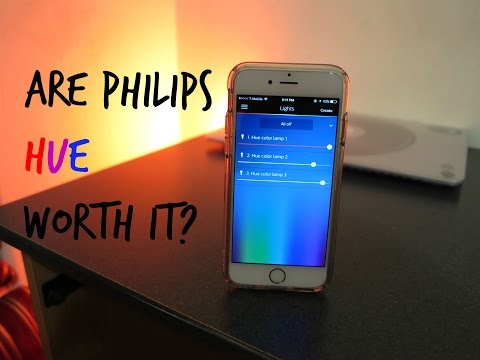 Are Philips Hue worth it?