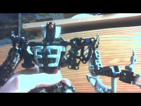 Lego Transformers DOTM Shockwave