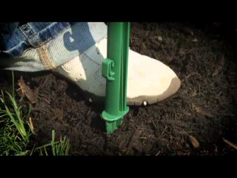 Selecting the Area for your Havahart® Above Ground Electric Fence Kit