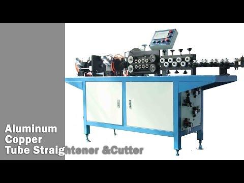 Automatic copper aluminum pipe chipless cut off machine