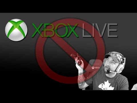 Can't Connect to Xbox Live 2018