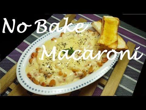 No Bake Macaroni | How to cook No Bake Macaroni