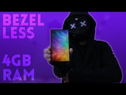 Bluboo S1 $110 Bezel Less Phone ─ Unboxing & Quick Review