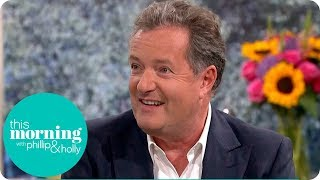 Piers Morgan on His World Exclusive Interview With Donald Trump   This Morning