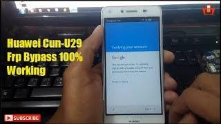 Huawei Y3ii Y5ii Hard Reset OR Google Account Bypass