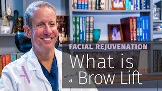 What is a Brow Lift?