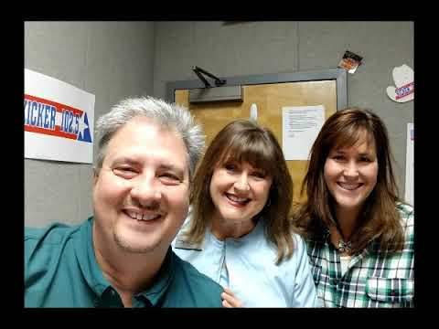 Claudia Snow Interview - Share the Holiday Spirit with Jim and Lisa on Kicker 102.5