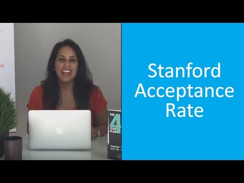 Achieve Victory With These 5 Stanford Acceptance Rate Strategies