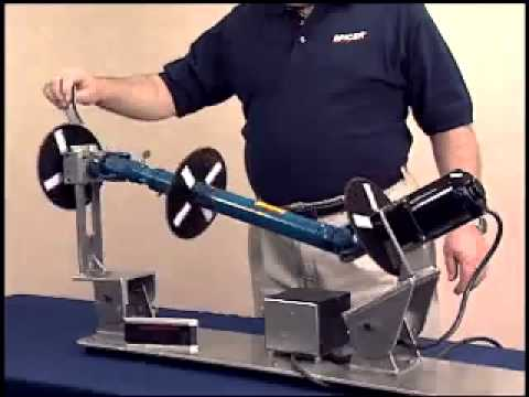 Drive line vibration demonstrated.