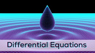 This is why you're learning differential equations