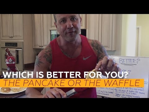 Which is BETTER for You? The PANCAKE or the WAFFLE [ANSWERED LIVE NOW!]