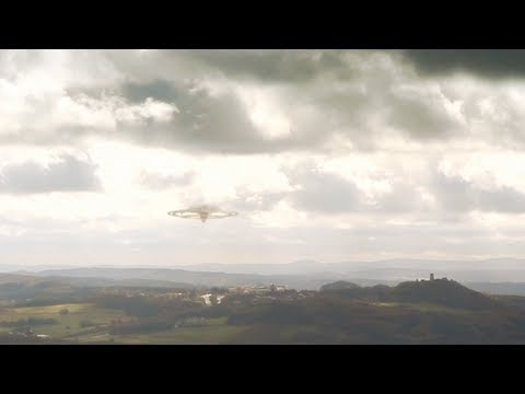 UFO in the sky of ITALY !!! October 2017