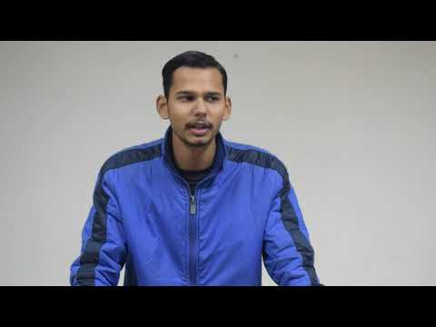 Lecture Competition | 2nd Prize Ayush Mishra | Indus Rangers