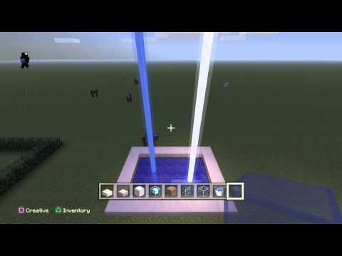 Minecraft: How To Build Under Water Beacon
