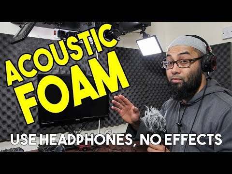 Acoustic Treatment | How To Improve Audio Quality In YouTube Videos | 4 Mics Comparison Tests