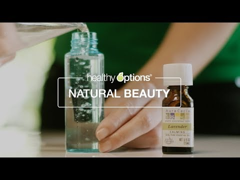 How to Create Your All-Natural Body Mist with Essential Oil