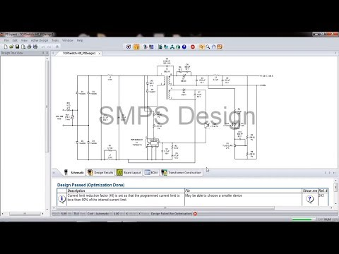 SMPS: Learn how to design your own Switch Mode Power Supply.