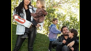 Kourtney Kardashian Throws Sons Fast & Furious Birthday Party