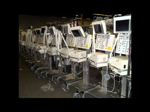 Centurion Service Group Medical Equipment Auction in Chicago- August 13th, 14th, & 15th