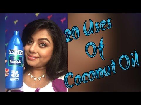 20 Uses of coconut oil   FACE, BODY & HAIR   Tip guru 7