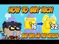 How to get rich with 16 wls [Fast and Easy Ways] | Growtopia