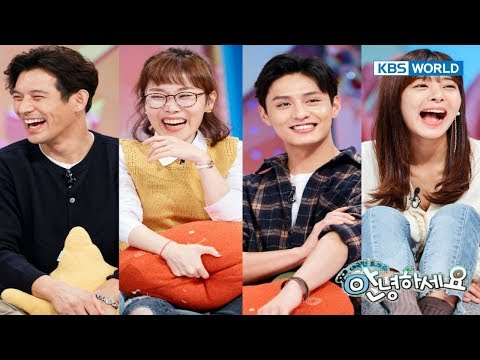 Guests-Oh Jiho,Seol Ina,Park Seulgi,Do Jihan [Hello Counselor / SUB : ENG,TAI / 2017.10.30]