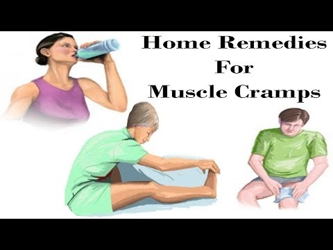 Remedies For Muscle Spasms, Leg Cramps And Horse Charley
