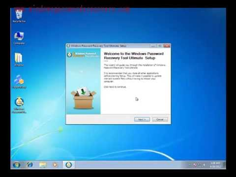 How to Reset HP Pavilion/Compaq Windows 7 Password