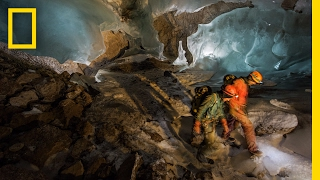 Watch These Cave Divers' Epic Climb to Dark Star   National Geographic