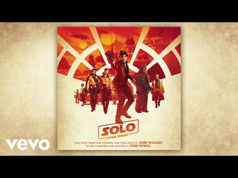 John Powell - Flying with Chewie (From