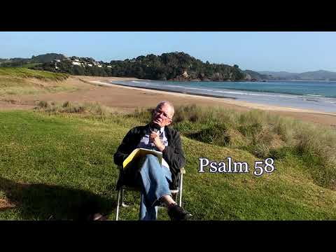 Surely There Is A God - Psalm 58