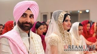 Sikh Wedding Highlights | Vancouver Videography | Andy & Natasha