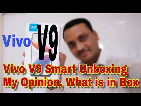 V9 Unboxing &my Reviews || Full Technical Specifications || What is in The Box See Details