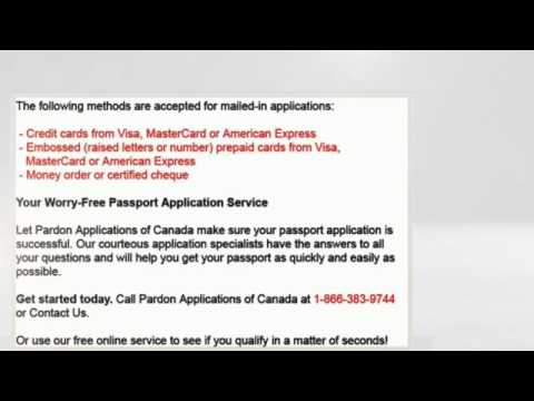 How to Get a Canadian Passport