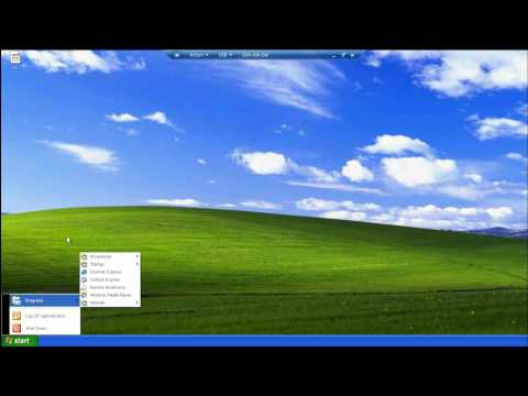 windows xp restrictions