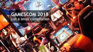 Small Gamescom Compilation 2018