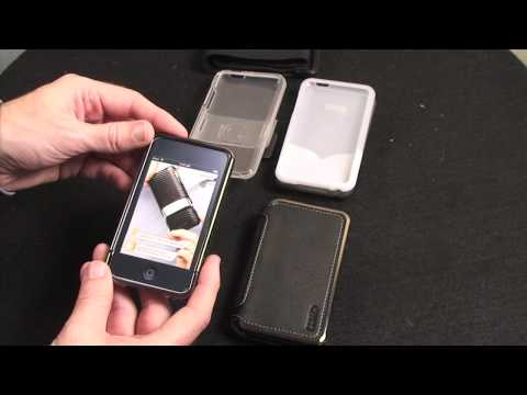 Four Best Cases from Griffin Technology - 2G & 3G iPod touch