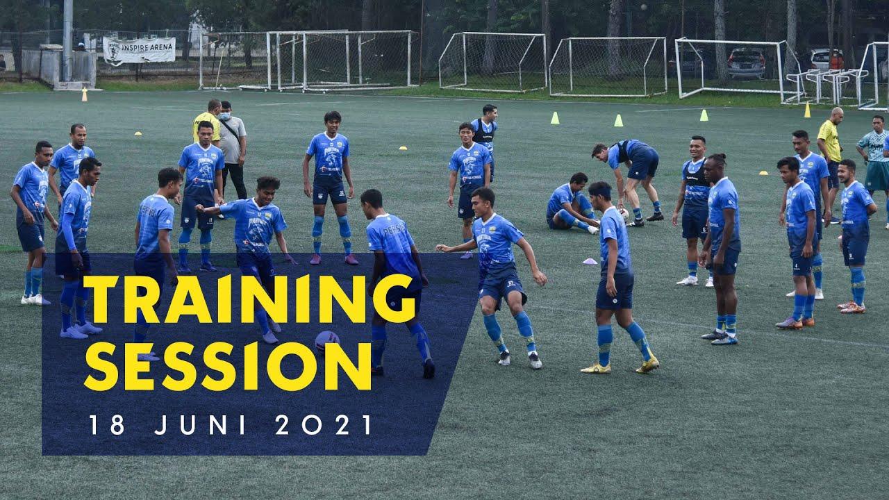 Training Session   18 Juni 2021