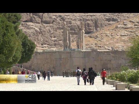 More Americans visiting Iran amid hostility
