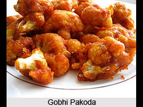 gobhi ke crispy pakodey