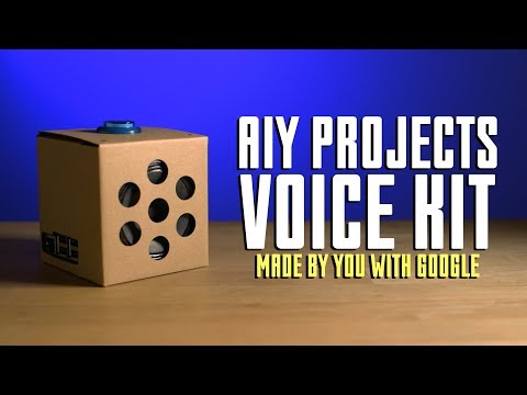 Google AIY Projects Voice Kit
