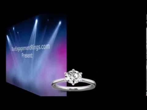 Diamond Engagement Rings-3 Ways To Tell If They Are Fake