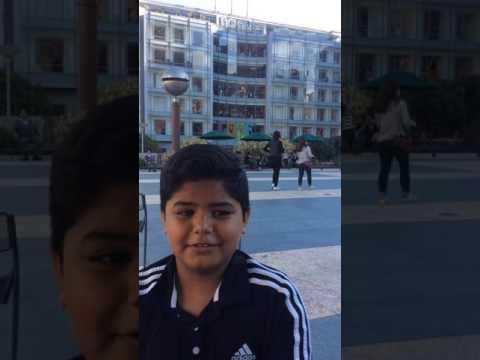 Tour to San Francisco California union square
